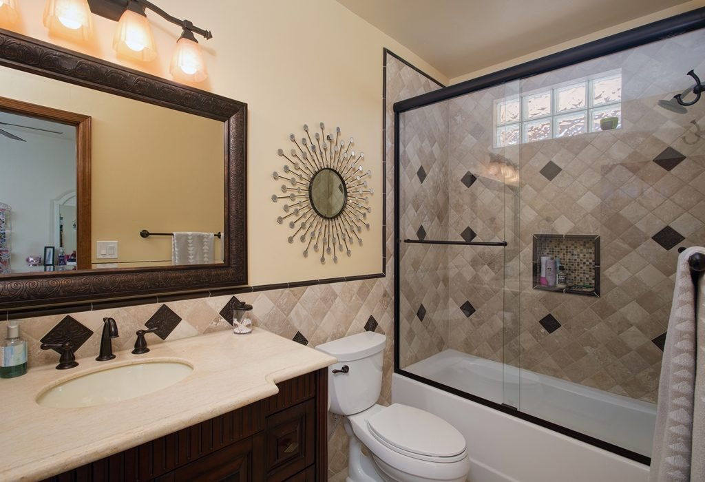 Bath Room Cheap Remodel