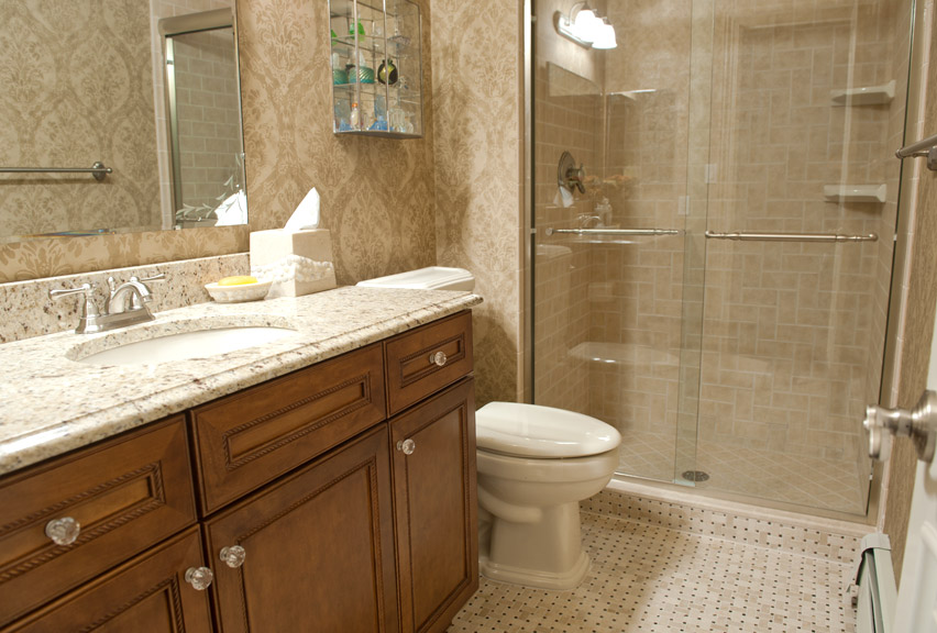 Bathroom remodel keithskitchens - Pictures of remodeled small bathrooms ...