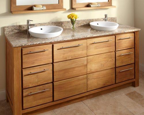 wood-vanity